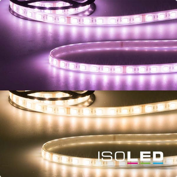 LED AQUA RGB+WW FLEXBAND, 24V, 19W, IP68, 4IN1 CHIP
