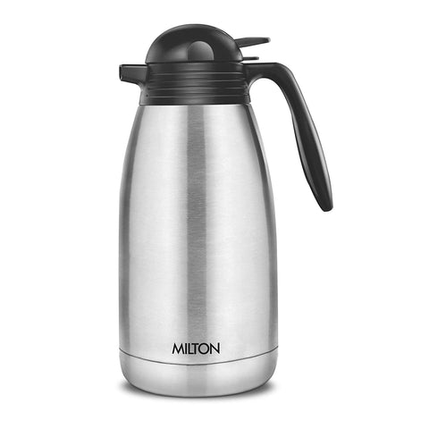 Milton Carafe 2000 ml Thermosteel Hot or Cold Carafe Flask - My Dream Kitchens