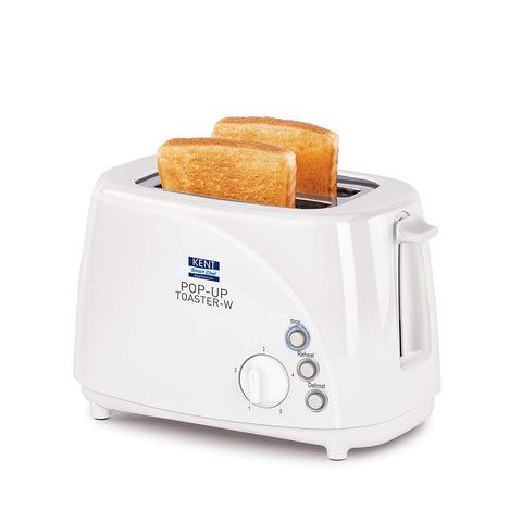 KENT 850-Watt 2-Slice Pop-up Toaster 1 Year Warranty - My Dream Kitchens