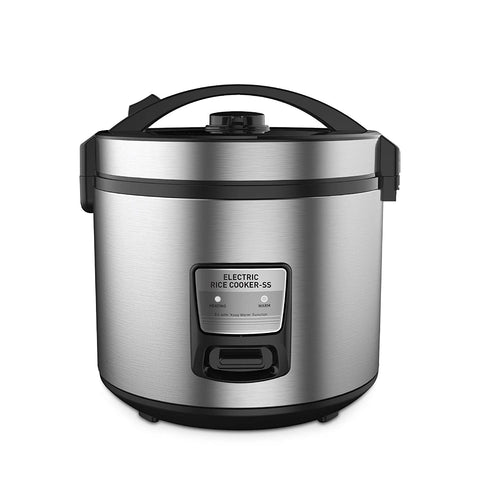 KENT Electric Rice Cooker SS, 5 L-700 Watt , 1 Year Warranty , Stainless Steel - My Dream Kitchens
