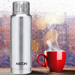 Milton Thermosteel Elfin 500 ml Hot And Cold Flask / Bottle - My Dream Kitchens