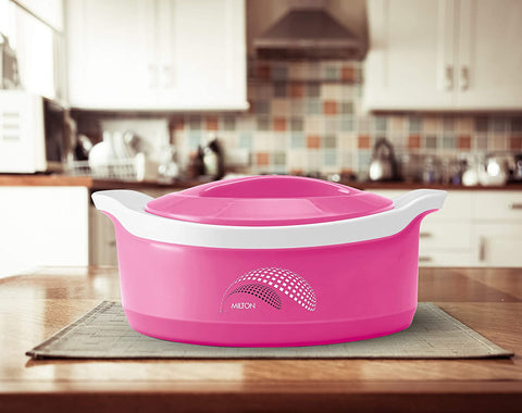 Milton Marvel 2500 ml  Inner Steel Insulated Casserole, 2.5 Litres - My Dream Kitchens