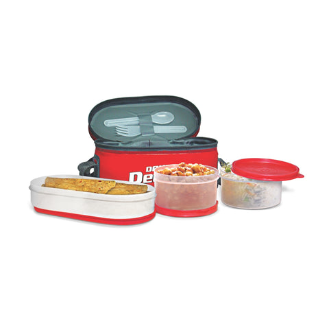 Milton Double Decker Lunch Box, (3 Container) - My Dream Kitchens