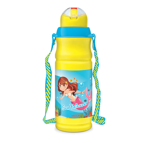 Milton Kool Floric 500ml Insulated Plastic Bottles For Kids - My Dream Kitchens