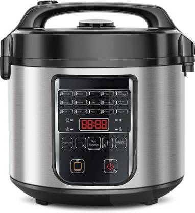 Kent Hot Pot Multi-Functional Instant Cooker, Food Steamer, Rice Cooker (5 Litre) 1 Year Warranty - My Dream Kitchens