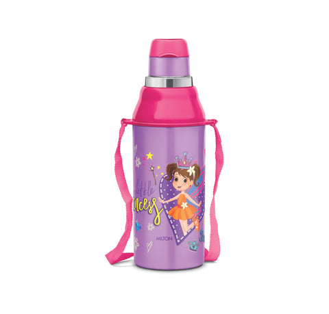 Milton Kool Steelight 400 Insulated Inner Steel Water Bottle for Kids, 400 ml - My Dream Kitchens