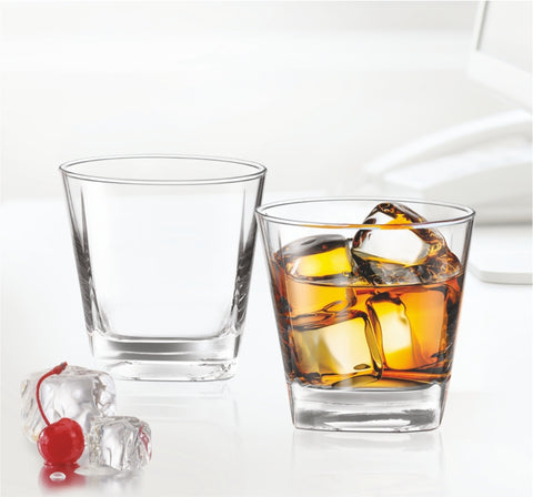 Treo by Milton Atlas Cool Glass Set of 6, 154 ml - My Dream Kitchens