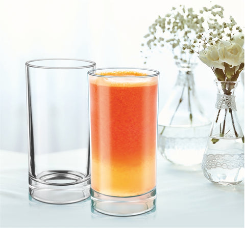 Treo by Milton Embassy Cool Glass Set of 6, 230 ml - My Dream Kitchens