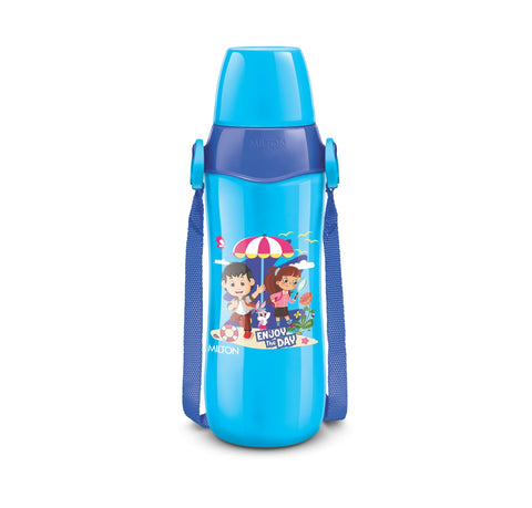 Milton Steel Whizz 900 Insulated Inner Steel Hot or Cold Water Bottle for Kids, 900 ml - My Dream Kitchens
