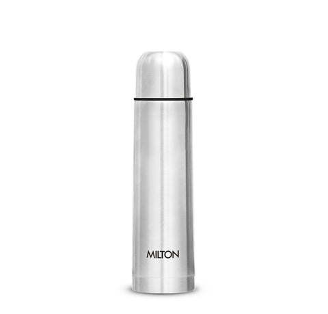 Milton Thermosteel Flip Lid Hot and Cold Flask, 500 ml - My Dream Kitchens