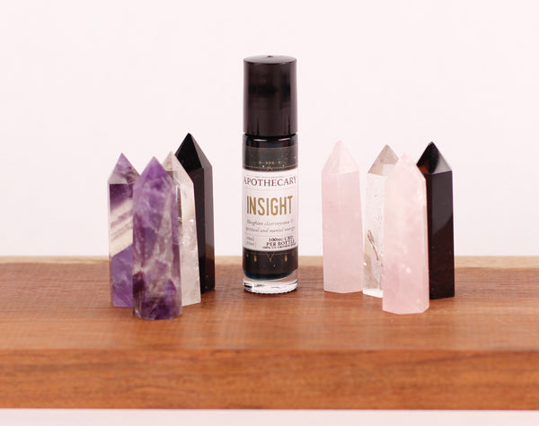 Insight | CBD and Essential Oil Roller