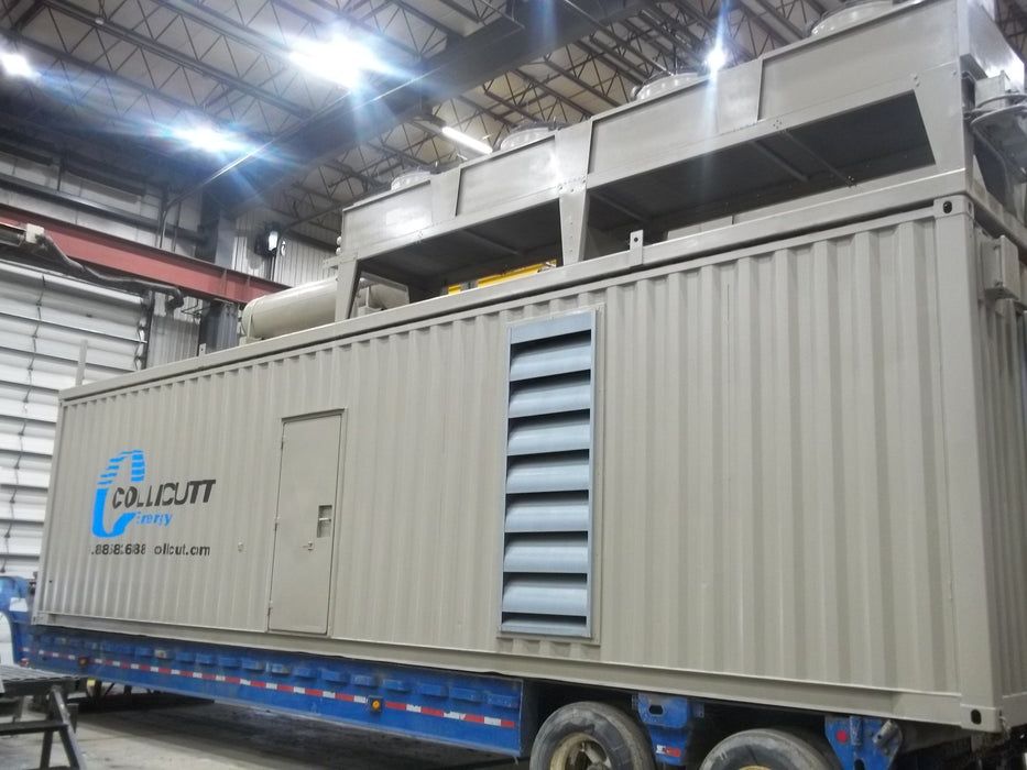CAT 3516 925KW Natural Gas Genset