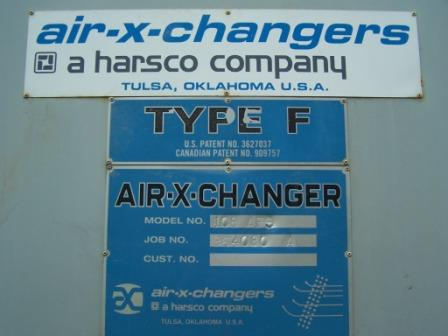 AIR-X-CHANGER, USED