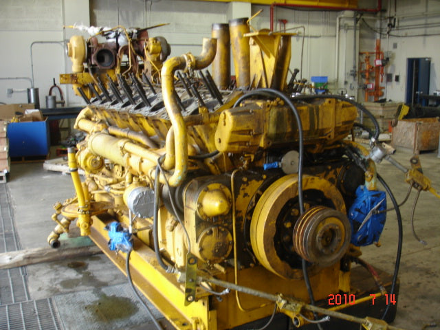 G399S CATERPILLAR ENGINE