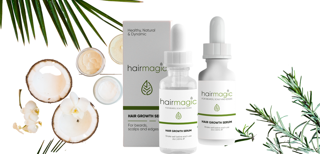 Hair Magic Growth Serum Twin Set