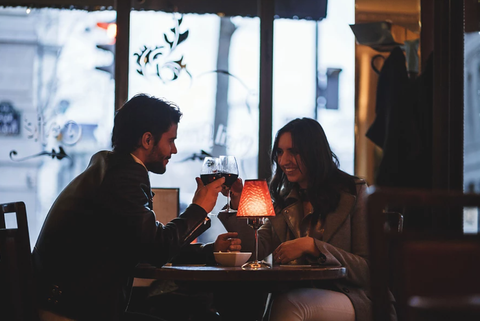 Date night gives you and your partner time to reconnect without the kids stealing food off your plate