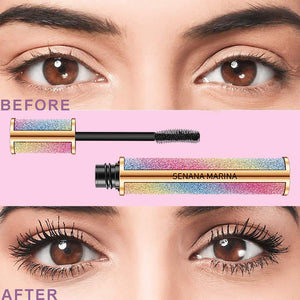 4D Waterproof Silk Fiber Thick Mascara 88mallonline