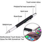 6 in 1 Multi-function Ballpoint Pen 88mallonline