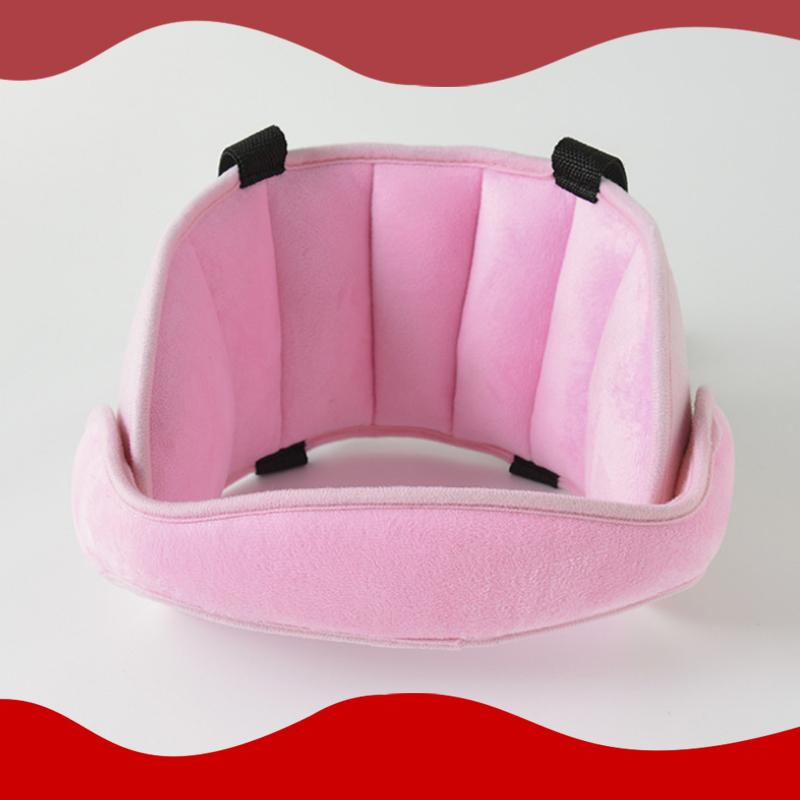 Child Head Support For Car trillionwish PINK