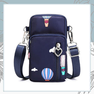 Crossbody Phone Bag trillionwish Blue Balloon