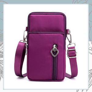 Crossbody Phone Bag trillionwish Purple