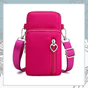 Crossbody Phone Bag trillionwish Red