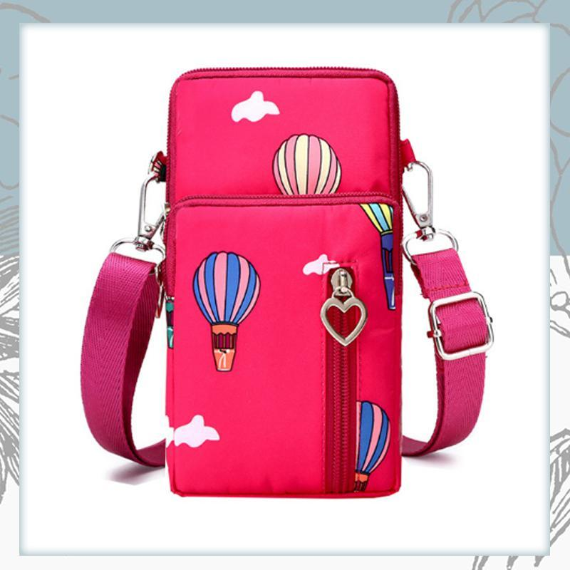 Crossbody Phone Bag trillionwish Red Balloon