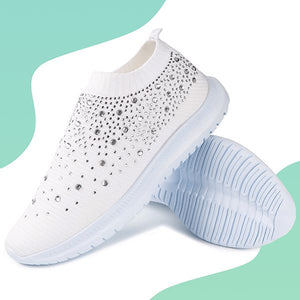 CushKicks™ Ortho Sneakers donkeyontherun White 35