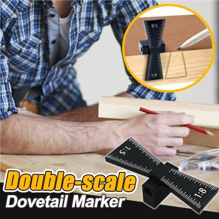 Double Scale Dovetail Marker Home trillionwish