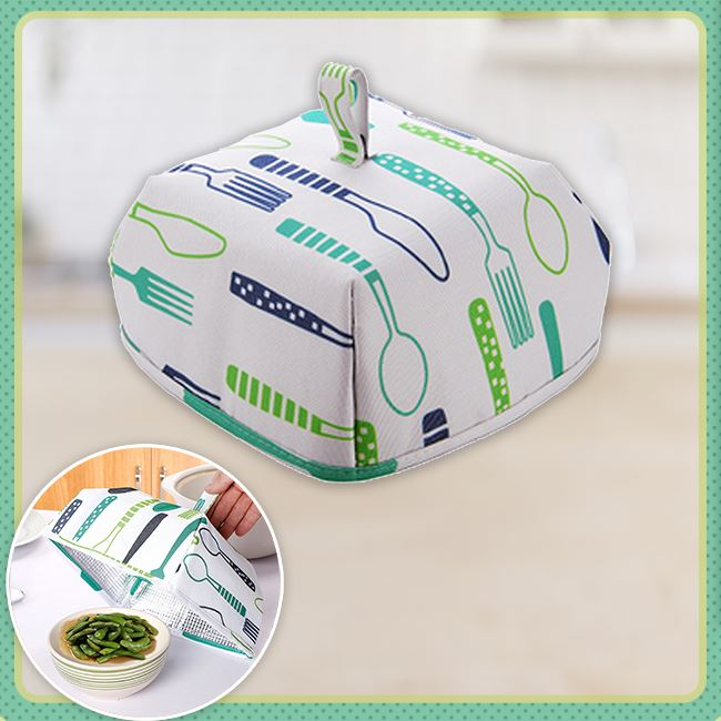 Foldable Insulated Food Cover trillionwish