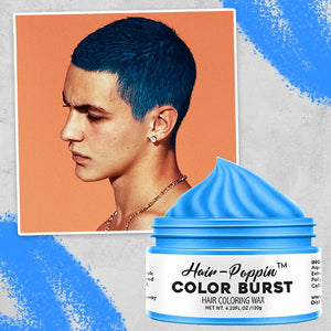 Hair-Poppin™ Color Burst trillionwish BLUE