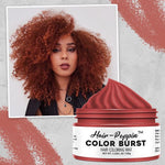Hair-Poppin™ Color Burst trillionwish BROWN
