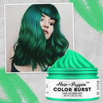 Hair-Poppin™ Color Burst trillionwish GREEN