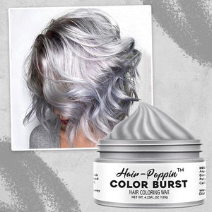 Hair-Poppin™ Color Burst trillionwish GREY