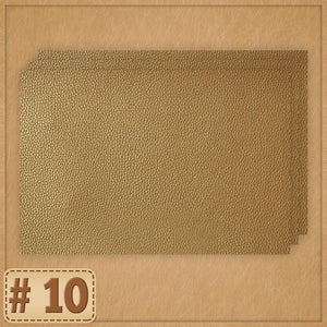 Leather Repair Patch Home trillionwish #10 Golden Yellow
