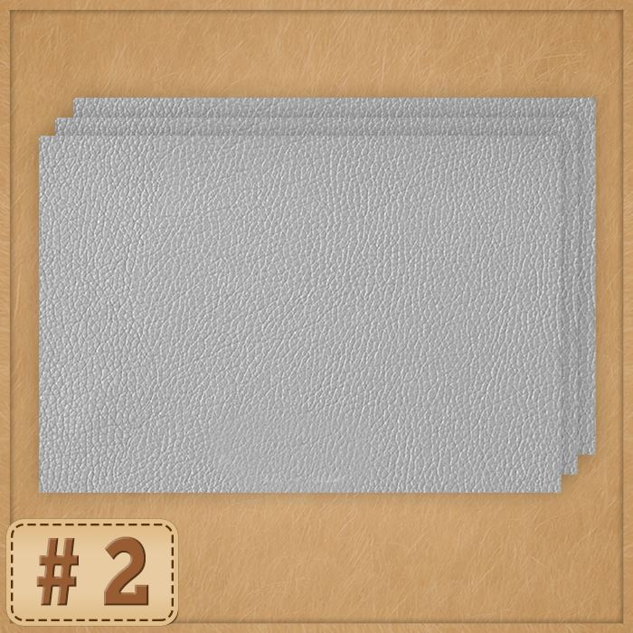 Leather Repair Patch Home trillionwish #2 Silver