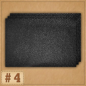 Leather Repair Patch Home trillionwish #4 Black