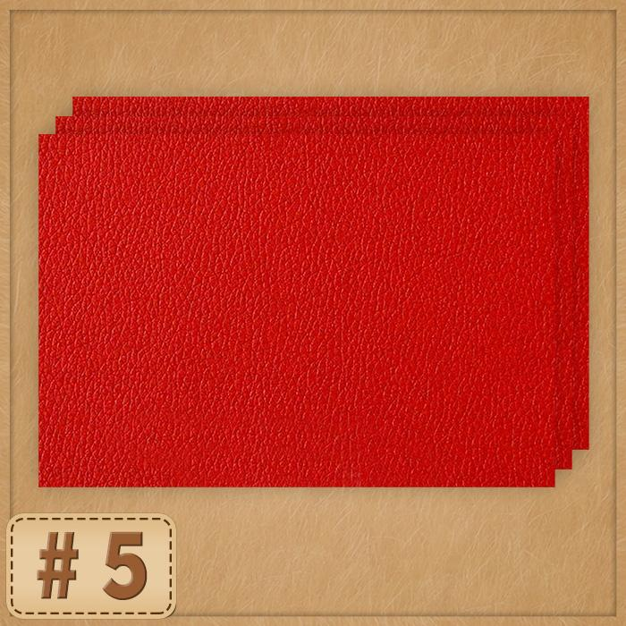 Leather Repair Patch Home trillionwish #5 Red