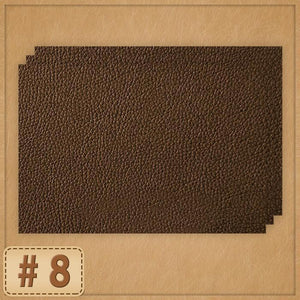 Leather Repair Patch Home trillionwish #8 Brown