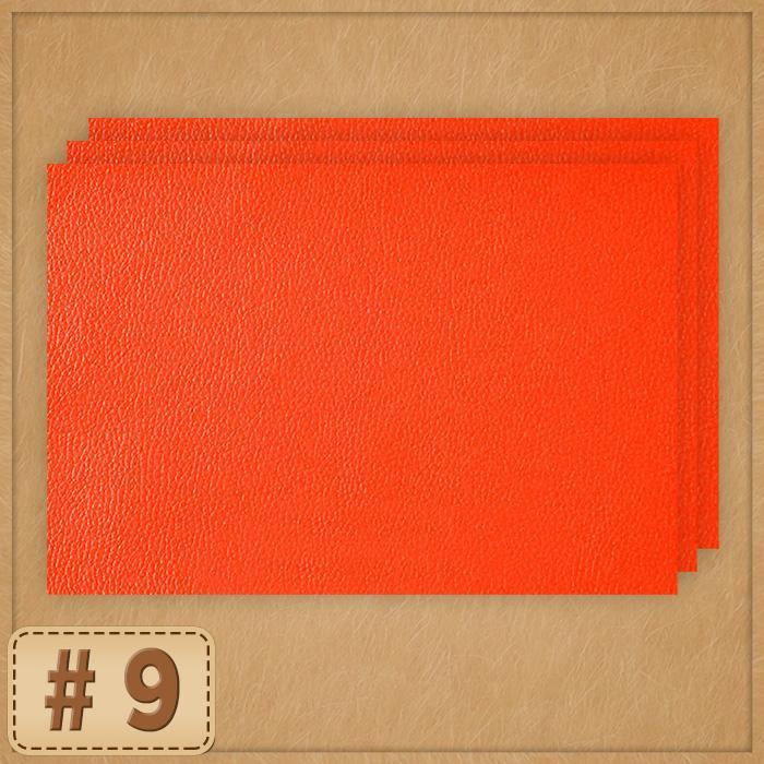 Leather Repair Patch Home trillionwish #9 Orange