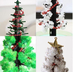 MAGIC CRYSTAL CHRISTMAS TREE choices4today