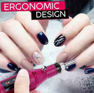 Portable Electric Nail Drill GoodbyeSmile