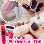 Portable Electric Nail Drill GoodbyeSmile RED