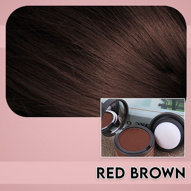 QuickCover™ Hair Shadow Powder trillionwish #10 Red Brown