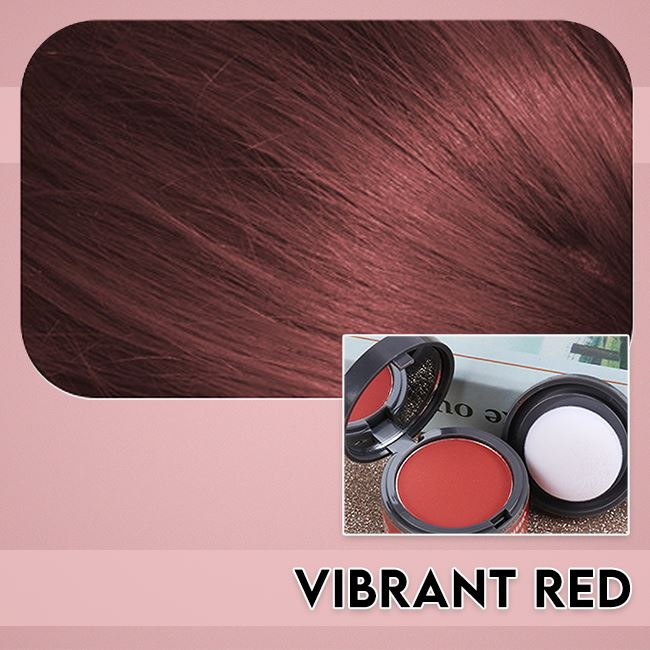 QuickCover™ Hair Shadow Powder trillionwish #11 Vibrant Red