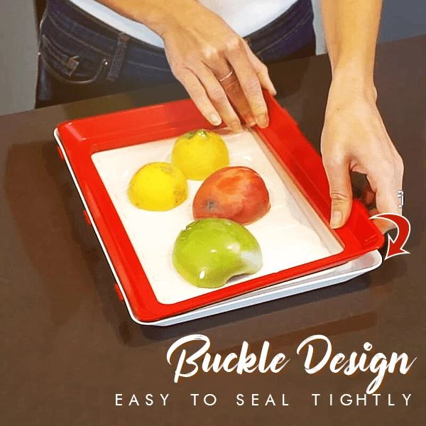 Reusable Food Preservation Tray Kitchen 88mallonline