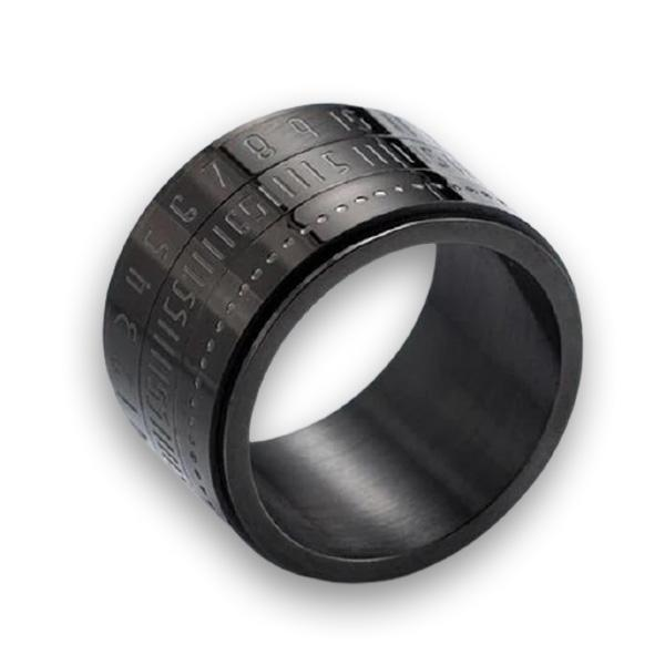 Ring Clock Lifestyle trillionwish Black 7