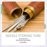 Self-threading Needles (12pcs) pentacute
