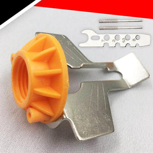 Special Chainsaw Grinding Tool Home trillionwish Orange