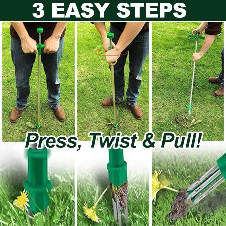 Standing Plant Root Remover trillionwish